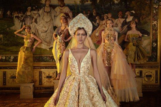 "Maquinn harumkan Indonesia lewat ""Fashion Film Realm of Silence"""