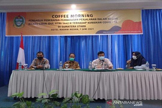 Satgas: Masyarakat Sumut masih abai pada protokol kesehatan