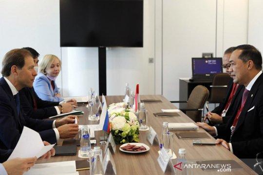 Mendag perkuat hubungan dagang dan investasi RI-Eurasia