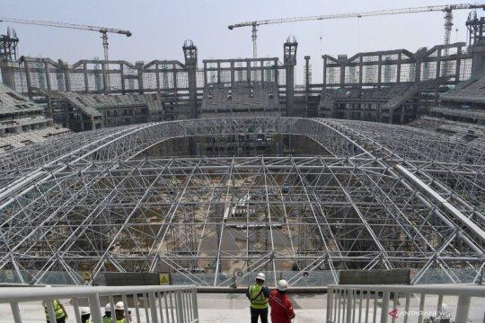 Jakpro terima tiga rekor MURI terkait Jakarta International Stadium