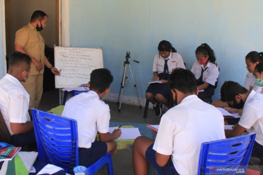 Disdikbud: Baru 60 persen guru di Kota Kupang divaksinasi