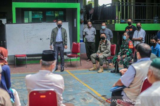 Kasus positif COVID-19 di Ponpes Bina Madani Kota Bogor jadi 65 kasus