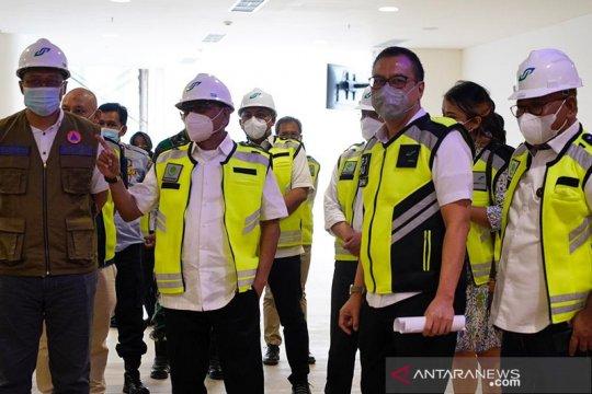 Moeldoko: KSP kawal penyelesaian Bandara Internasional Lombok
