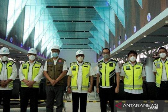 Moeldoko pastikan pengembangan Bandara Lombok selesai tepat waktu