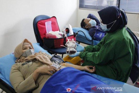 494 pegawai Dukcapil Jaksel donorkan darah