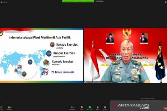 Sesjen Wantannas: Konflik AS-China potensi ancaman stabilitas keamanan