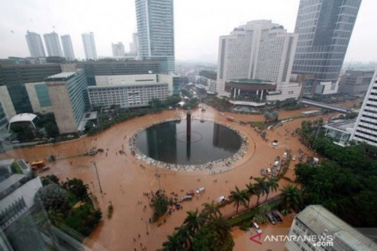 Pakar UGM: Prediksi Jakarta tenggelam 2050, bukan hal mustahil