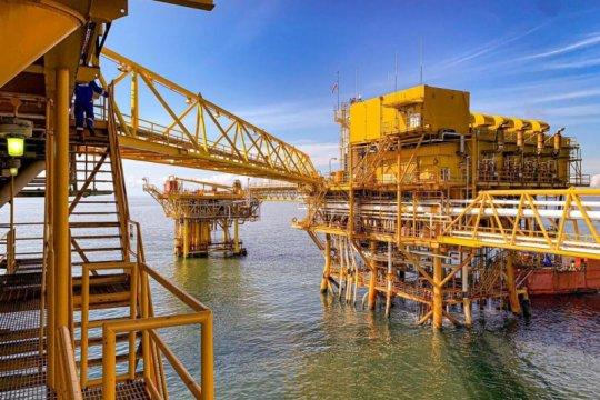 Temuan besar gas di sumur Maha-2 Wilayah Kerja West Ganal Kaltim