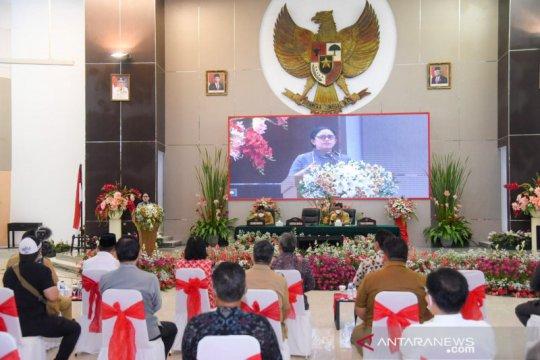 Ketua DPR: Forkopimda jaga ketenteraman dan pulihkan ekonomi warga