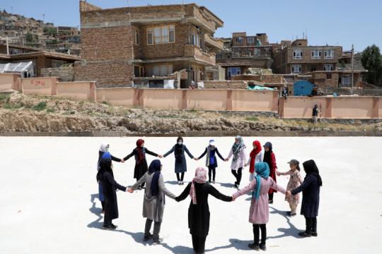 PBB: Afghanistan di ambang krisis kemanusiaan