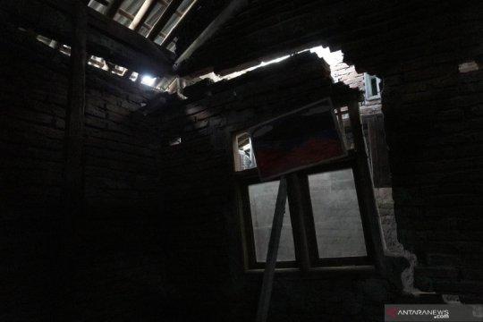 Bencana tanah bergerak di Cilacap