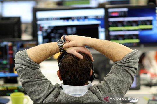 Saham Inggris hentikan reli 2 hari, indeks FTSE 100 turun 0,36 persen