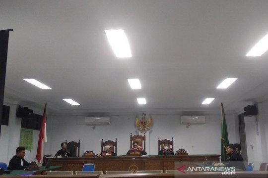 Terdakwa korupsi dana rehabilitasi rumah divonis dua tahun penjara