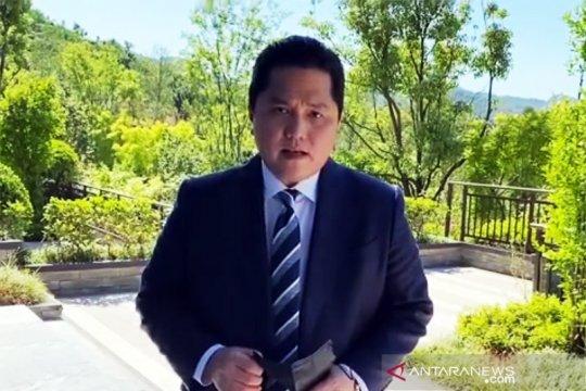 Erick Thohir umumkan bentuk BUMN Leadership and Management Institute