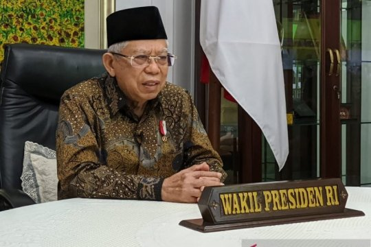 Wapres tinjau vaksinasi COVID-19 di Banten