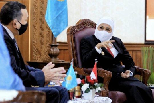 Gubernur Khofifah ingin produk Jatim diekspor ke Kazakhstan
