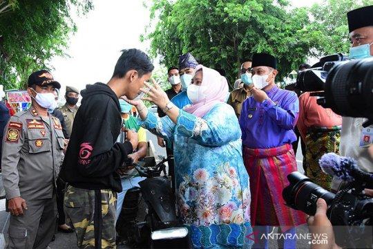 Kasus sembuh dari COVID-19 tertinggi di Sumut dan positif di Jateng
