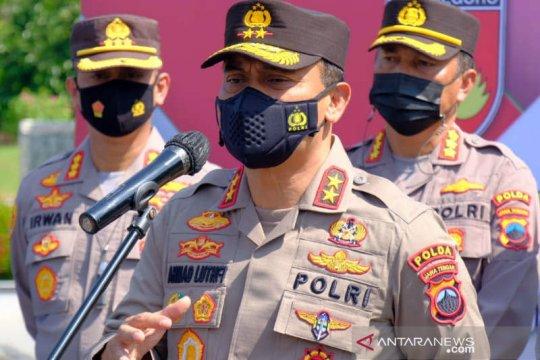 "Kapolda Jateng: Penanganan COVID-19 di Kudus ""role model"" daerah lain"