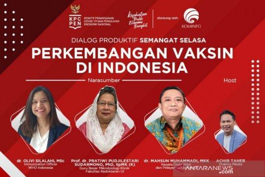WHO puji program vaksinasi COVID-19 di Indonesia