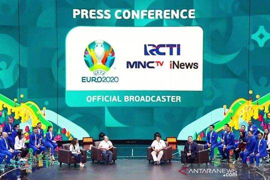 MNC Group tayangkan laga Piala Eropa dalam beragam platform