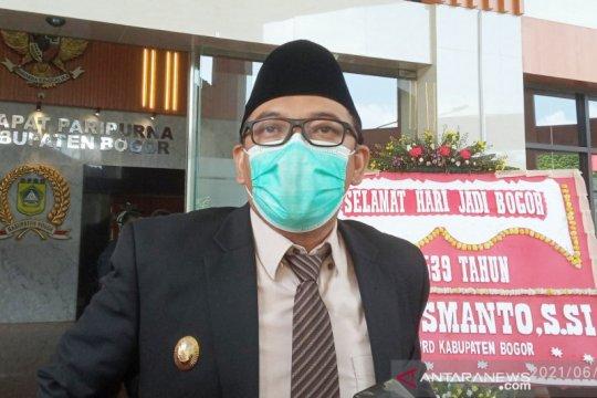 Pemkab Bogor ubah rencana pembangunan 2018-2023 imbas pandemi