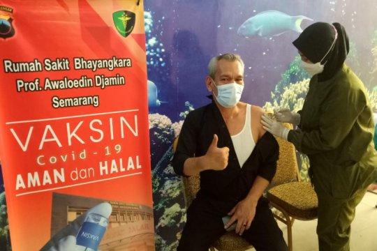 Karyawan BPJAMSOSTEK Kanwil Jateng dan DIY selesai vaksin tahap kedua