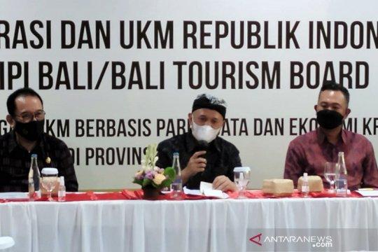 Menkop UKM harapkan pelaku pariwisata Bali terus galakkan prokes