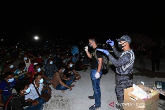 LSM Malaysia tolak penangkapan pekerja ilegal