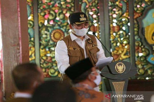 Kasus baru COVID-19 di Bangkalan capai 322 orang