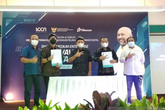 Menkop apresiasi STMIK Primakara Bali ciptakan aplikasi digital UMKM