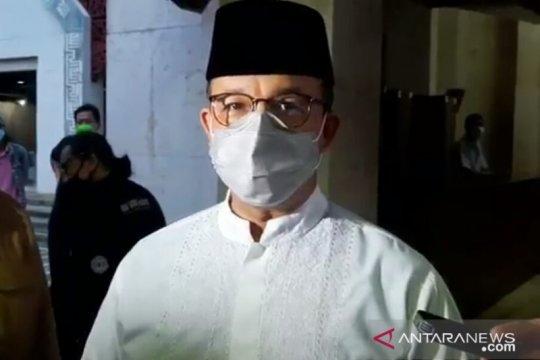 Anies Baswedan hadiri peringatan 100 tahun kelahiran Soeharto