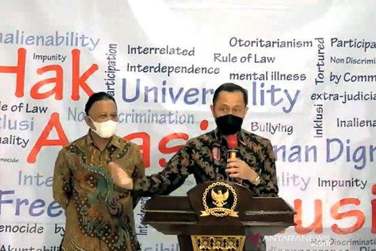 Komnas HAM tegaskan penanganan kasus KPK untuk jamin HAM