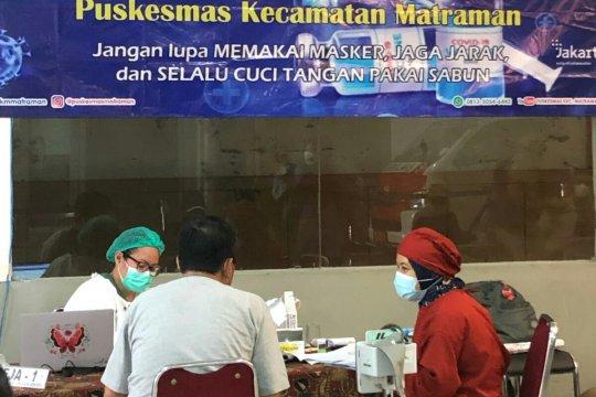 Gramedia Matraman jadi tempat pelaksanaan vaksinasi COVID-19