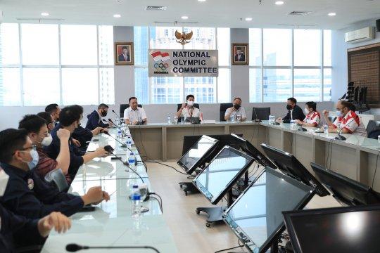 KOI apresiasi pembentukan Badan Timnas Esport