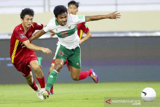 Timnas Indonesia akan tampil habis-habisan kontra UEA