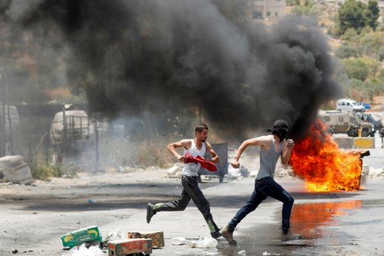 Kubu nasionalis Israel akan berpawai di Yerusalem Timur