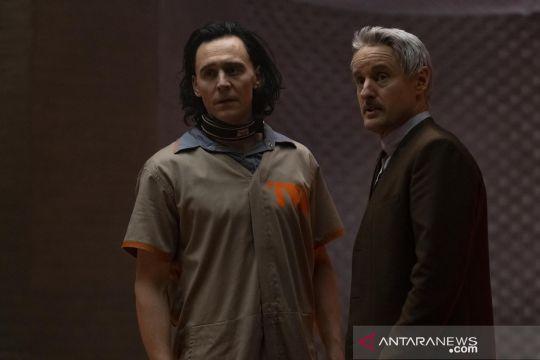 """Kesan Tom Hiddleston hingga Owen Wilson adu peran di """"Loki"""""""