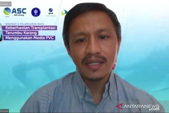Pakar: Terumbu karang di barat Indonesia alami tekanan sangat tinggi