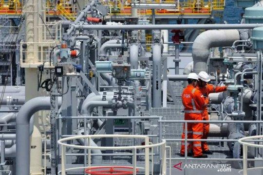 Masuk energi bersih, bauran gas ditargetkan 22 persen pada 2025