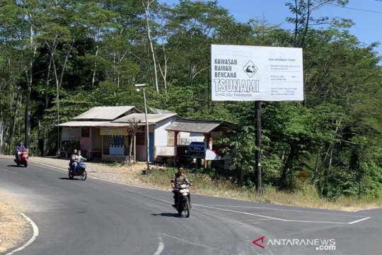 BMKG harapkan daerah rawan bencana miliki jalur evakuasi