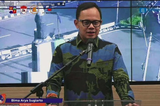 Pemkot Bogor sampaikan KUA/PPAS 2022, target belanja Rp3,4 triliun