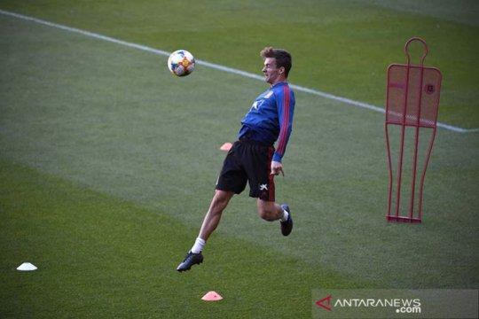 Terbukti negatif COVID-19, Llorente akan kembali ke skuad Spanyol