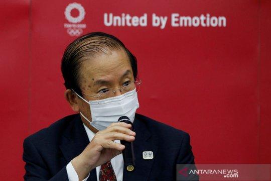 76 persen atlet telah lolos ke Olimpiade Tokyo