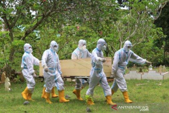 15 pasien COVID Aceh meninggal, total capai 648 orang