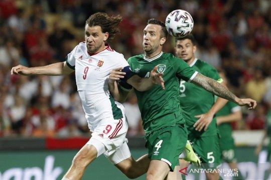 Hongaria cuma dapat hasil nirgol di pemanasan pemungkas EURO 2020