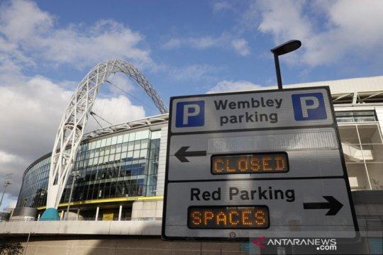 UEFA yakin semifinal dan final Piala Eropa bisa diadakan di Wembley
