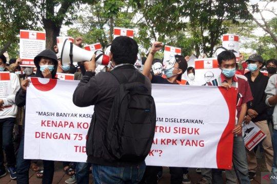 Gerak Indonesia pertanyakan maksud Komnas HAM panggil Ketua KPK