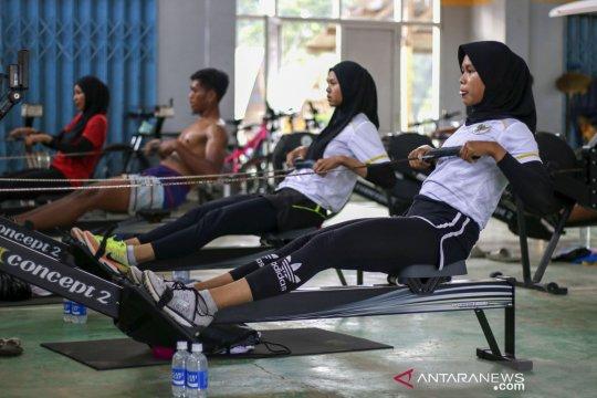 Tim dayung Indonesia terus asah kemampuan jelang Olimpiade Tokyo
