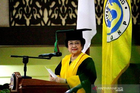 Guru Besar UNP: Megawati pantas dapatkan gelar profesor kehormatan