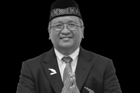 Rektor Institut Teknologi Sumatera meninggal dunia